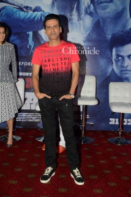 Manoj Bajpayee is one of the new entrants in the franchise.