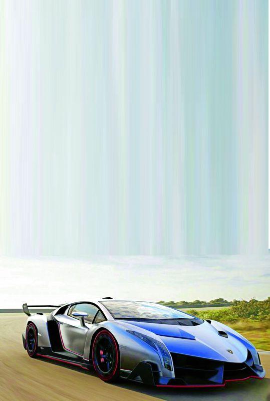 Lamborghini Veneno Roadster,