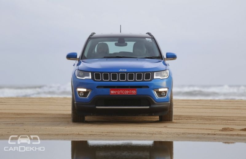5 things we like about the Jeep Compass