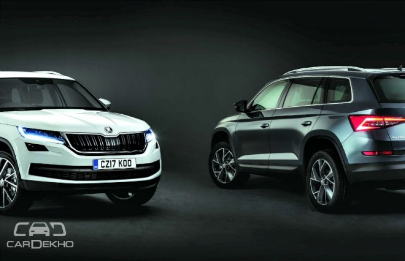 what to expect from the upcoming skoda karoq. Black Bedroom Furniture Sets. Home Design Ideas