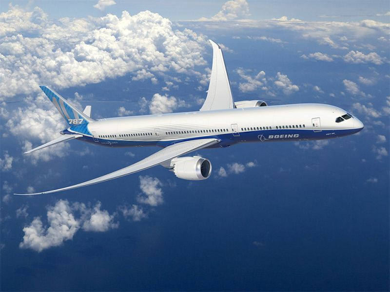 The 787-10, built exclusively at Boeing South Carolina, will now be prepared for its first flight in the coming weeks.