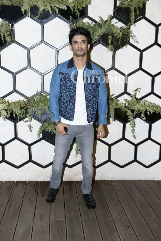 Sushant Singh Rajput also made an appearance at the event.