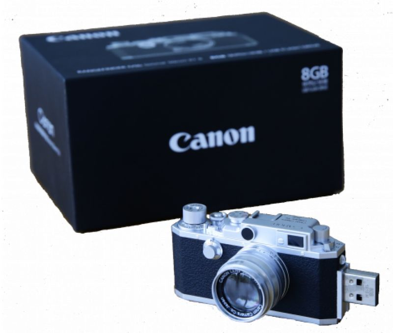 Canon flash drive
