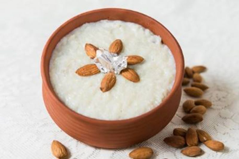 Almond and Honey Flavoured Srikhand