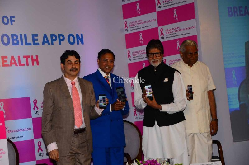 Bachchan also took to his Twitter account to talk about the initiative.