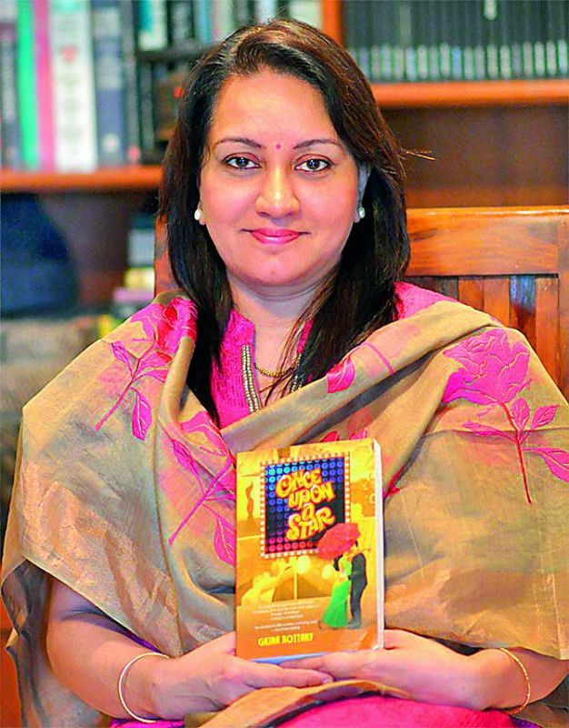 Gajra Kottary, screenplay writer and author