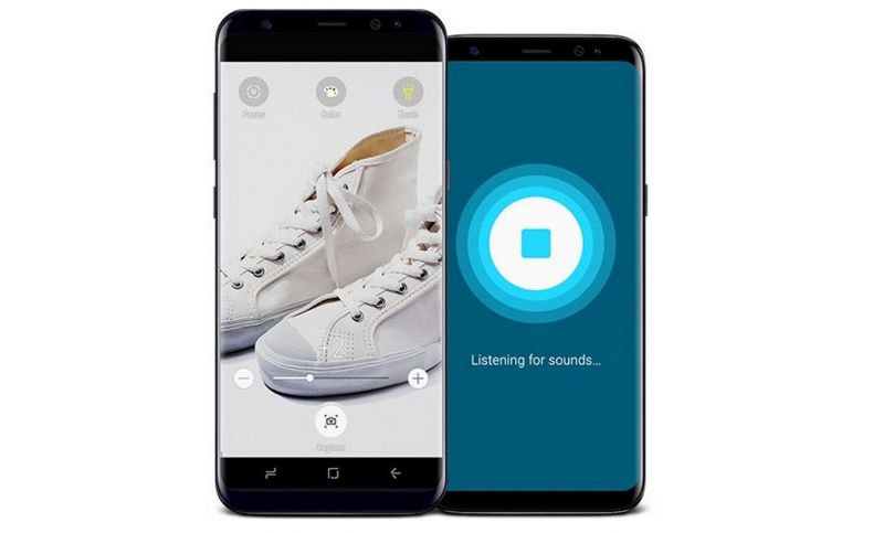 Bixby Vision will now help buyers identify products by just opening the camera app and pointing at objects and Bixby will provide examples of the same.