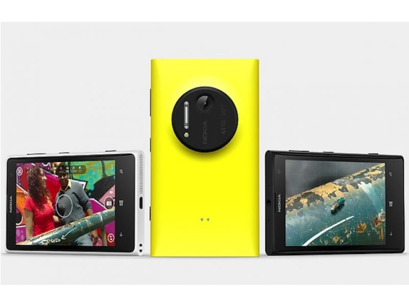 Nokia Lumia 1020 was announced in 2013. The Lumia range now consists of half a dozen handsets.