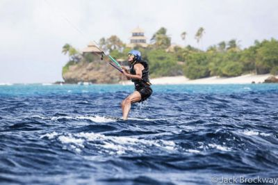 Branson said Obama, who's a native of Hawaii, told him he was prevented from surfing by his security detail during his time in office. (Photo: AP)