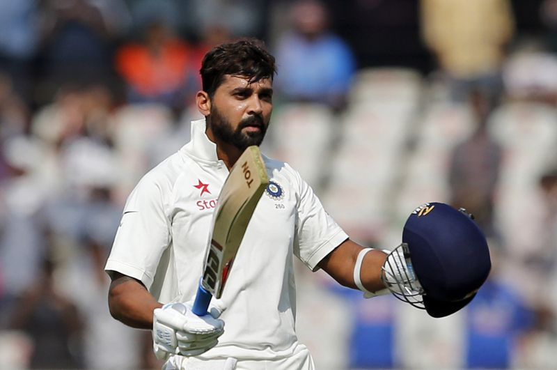 Murali Vijay: He has been India's first choice opener since last couple of years and he continued to prove his supporters right with his ninth Test hundred during the one-off Test against Bangladesh. With KL Rahul still struggling to find consistency at the top, Vijay's contribution becomes even more vital. (Photo: AP)