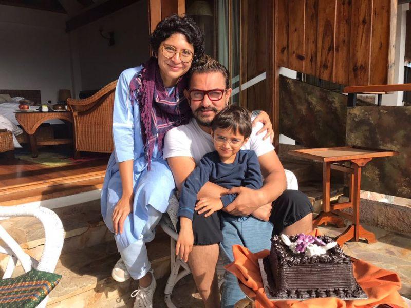 Aamir Khan Meghalaya Twitter pictures