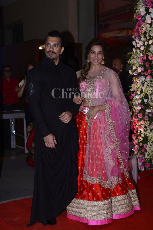 Take A Look Inside Neil Nitin Mukesh Rukminis Lavish Wedding Reception