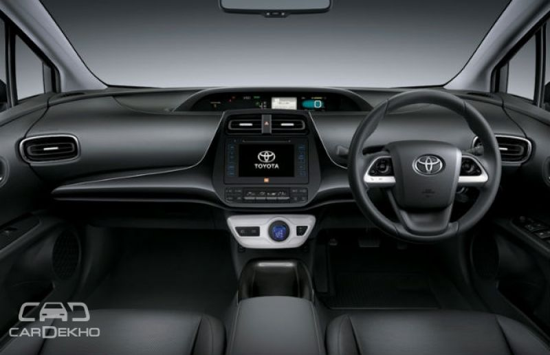 Toyota launches new Prius