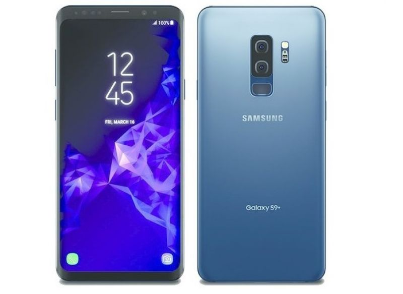 Samsung Galaxy S9, Galaxy S9+ to Retain Headphone Jack, Leaked Render Suggests
