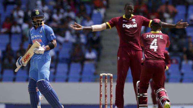 WIvIND: West Indies replace Lendl Simmons with Chris Gayle for lone T20
