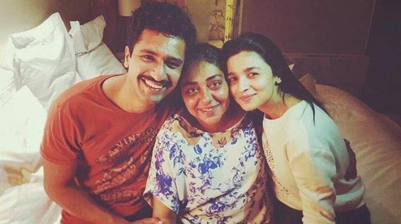 While Alia was last seen in 'Badrinath Ki Dulhania,' Vicky appeared last in 'Raman Raghav 2.0'.