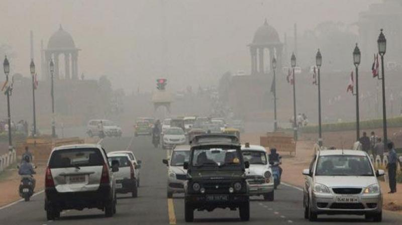 Earlier on Friday, AAP's Delhi unit convenor and Labour Minister Gopal Rai had strongly defended the odd-even scheme, saying the vehicular pollution was the biggest source of ultrafine particulate matters measuring less than 2.5 microns. (Photo: PTI/File)