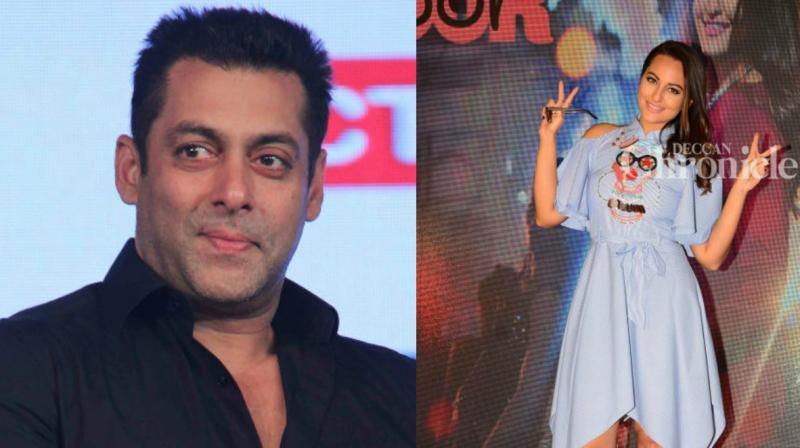 Sonakshi Sinha will ask this question to Salman Khan if she was a journalist