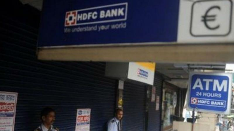 HDFC Bank, Kotak net up, Axis's declines