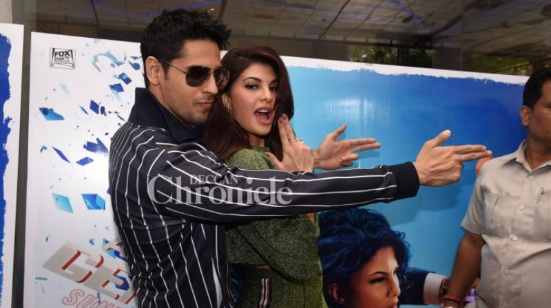 Sidharth Malhotra and Jacqueline starrer 'A Gentleman's trailer is out now — RELEASED