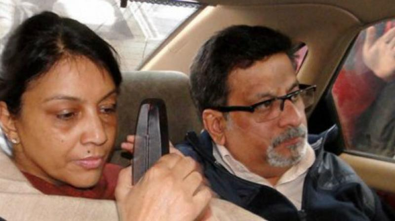 Nupur and Rajesh Talwar have been in jail for the last four years. (Photo: File | PTI)