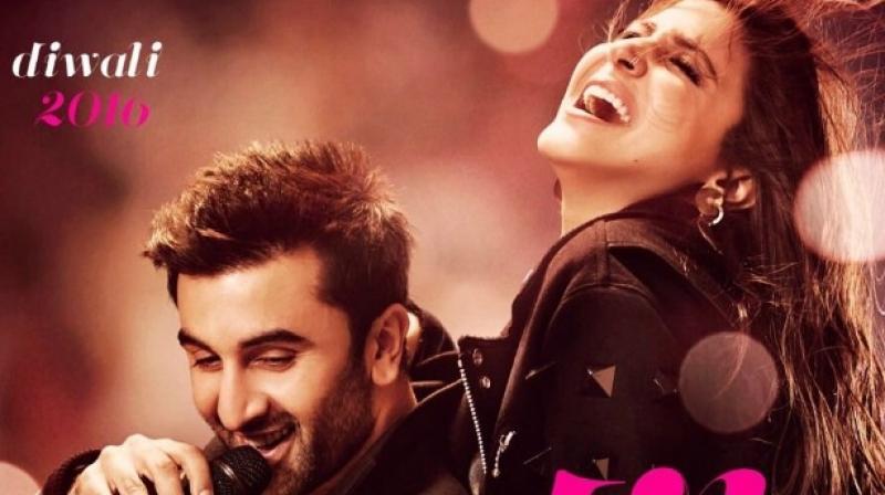 'Ae Dil Hai Mushkil' released on 28 October.