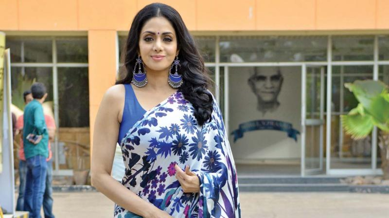Exclusive: Wanted only AR Rahman to compose Mom's music, says Sridevi