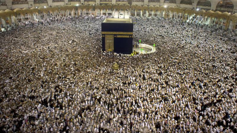 Five Arrested Over Foiled Attack on Mecca Mosque - Riyadh