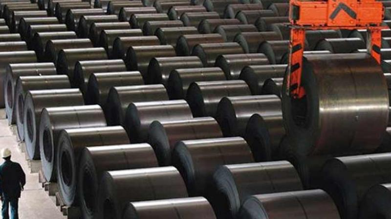 Industrial output lowers in June