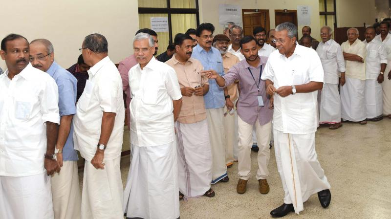 Presidential polls: 138 MLAs cast vote