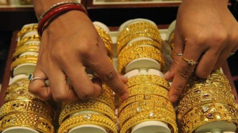 Outflow meant assets under management of gold funds plunged to Rs 5,189 crore at August-end from Rs 5,480 crore at the end of March.