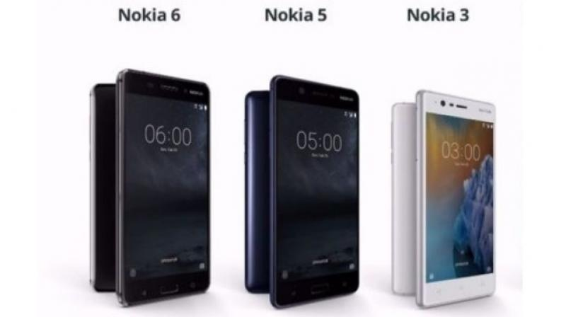 Android-powered Nokia 5's pre-bookings start from tomorrow in India