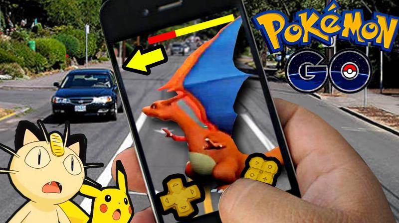 The Pokemon Go phenomenon had taken the world by storm. Since its launch in July this year, some bizarre real-life incidents were encountered by many users who had played the game. Here are some weirdest incidents that happened during the year.