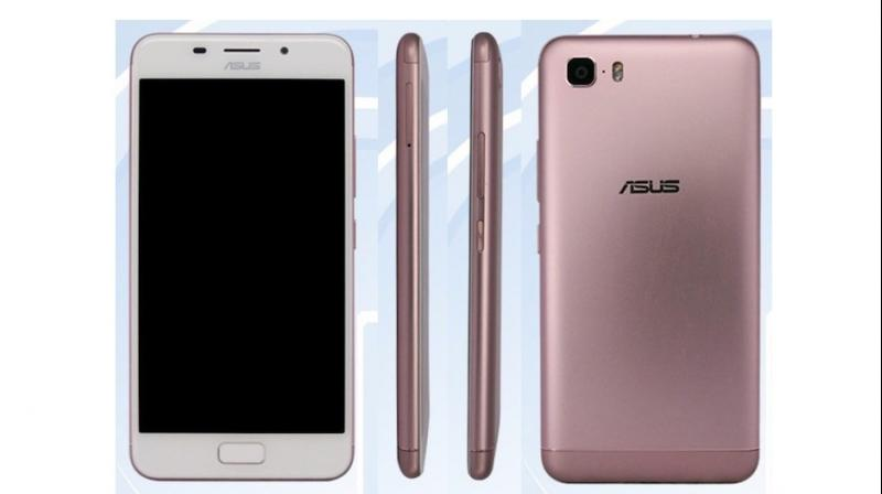 Rose Gold variant of ASUS X00GD spotted on TENAA