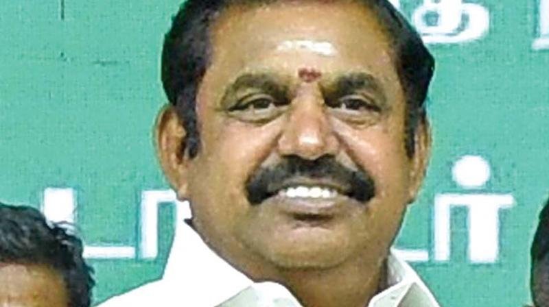 Firing on fishermen in sea: TN CM seeks Centre's intervention