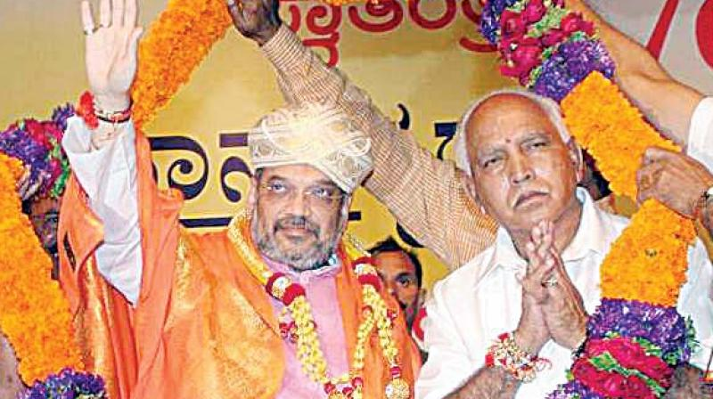KS Eshwarappa: Replace BS Yeddyurappa, end row by May 10
