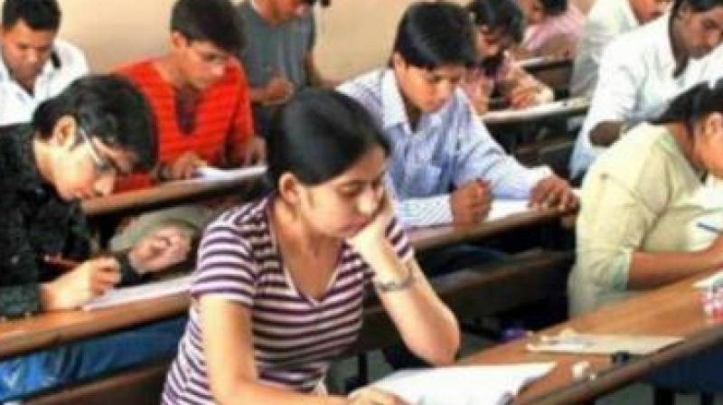 17000 appear for NET at 38 examination centres in Patna