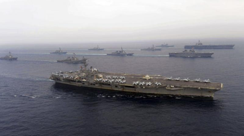 United States  tightening net around North Korea