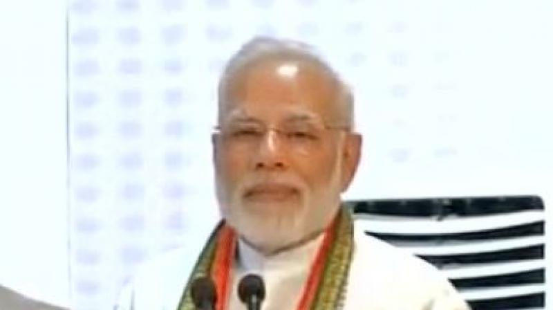 Prime Minister Narendra Modi. (Photo: ANI   Twitter)