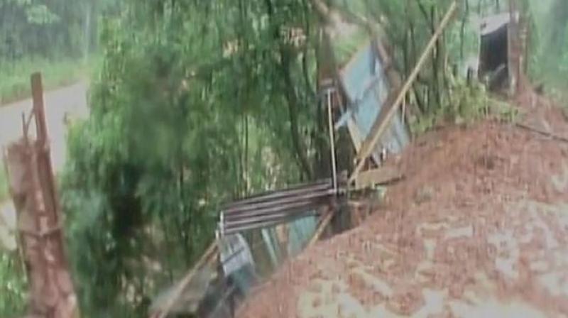Toll rises to seven in Meghalaya landslide