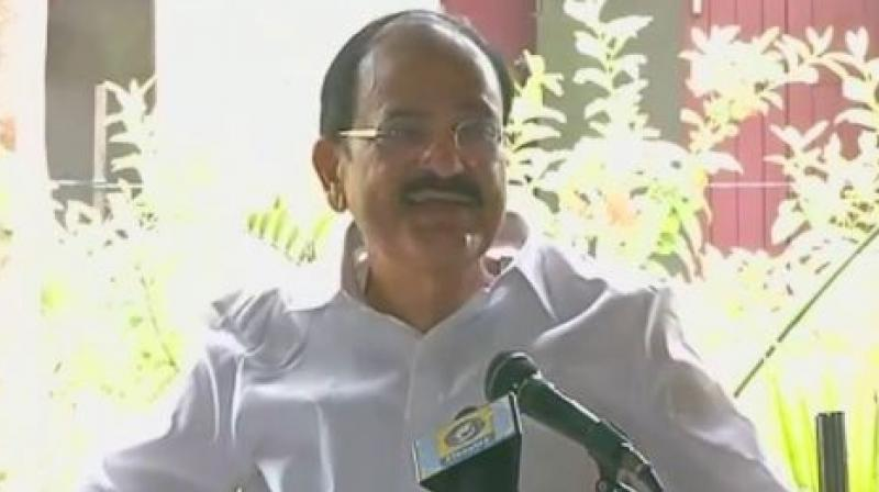 Mahatma Gandhi's teachings are immortal, says Venkaiah Naidu
