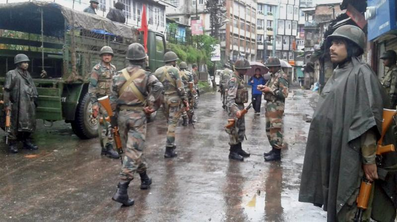 4 additional CRPF companies to be sent to Darjeeling, Centre to SC