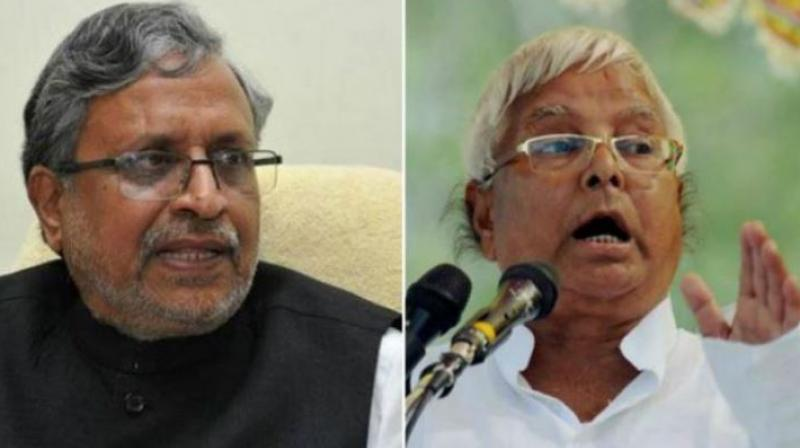 Sushil Kumar Modi fires fresh salvo at Lalu family