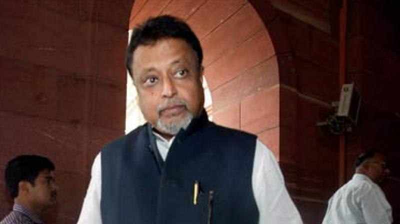 Mukul Roy Resigns From Trinamool Congress