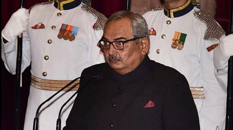 Rajiv Mehrishi becomes new CAG of India