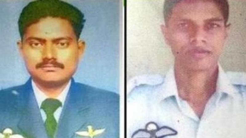 Two IAF personnel killed in gunfight belonged to Nashik, Bihar