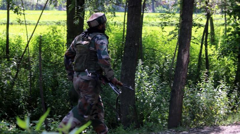 J&K: 3 Hizbul Mujahideen terrorists neutralised in Budgam encounter