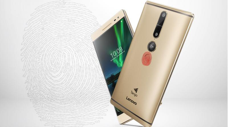 Lenovo Phab 2 Pro with 4GB RAM available at Rs 33,300.