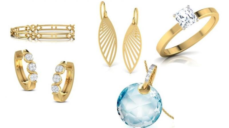 Jewellery retail brands like CaratLane, the precious yellow metal and work wear no longer are an odd pair.