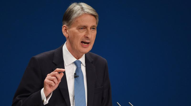 Philip Hammond. (Photo: AP)